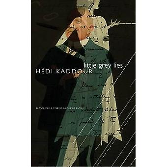 Little Grey Lies by Hedi Kaddour - Teresa Lavender Fagan - 9780857420