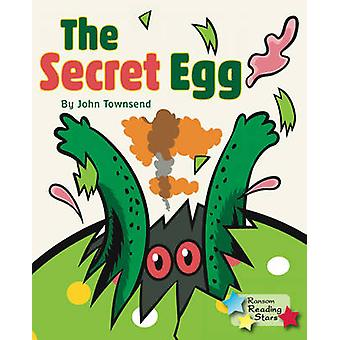 The Secret Egg - 9781781278345 Book