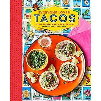 Tout le monde aime les Tacos de Ben Fordham - livre 9781849759335