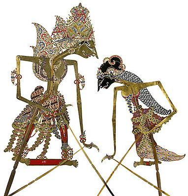 Inside the Puppet Box - A Performance Collection of Wayang Kulit at th