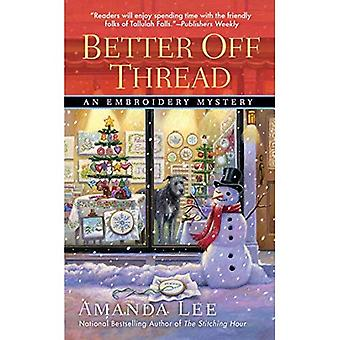 Better Off Thread (Stickerei Mysteries)