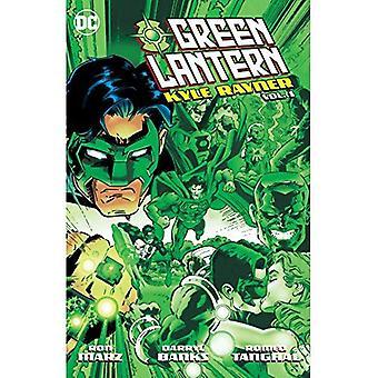 Zielona Latarnia Kyle Rayner Vol. 1