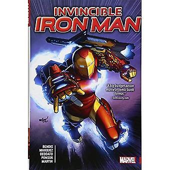 Invincible Ironman von Brian Michael Bendis
