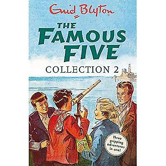 Famous Five Collection 2 - books 4-6 (Famous Five Collections)