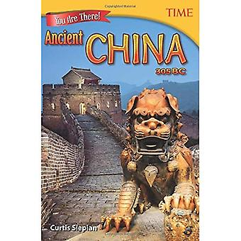 You Are There! Ancient China 305 BC (Grade 6) (Time for Kids Nonfiction Readers)