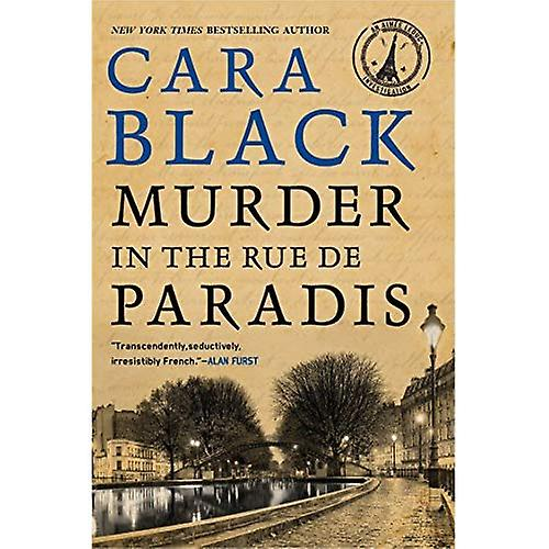 Murder in the Rue de Paradis (Aimee Leduc Investigation)