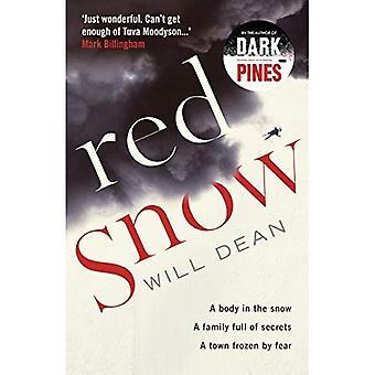 Red Snow: A Tuva Moodyson Mystery