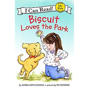Biscuit Loves The Park (My� First I Can Read)