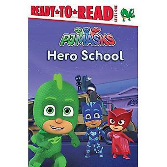 Hero skola (redo-att-läsa: nivå 1)