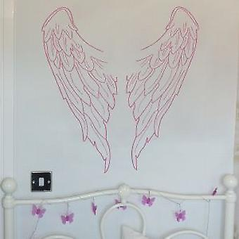 Angel Wings muur Sticker