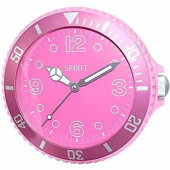 Spirit Funky Pink Watch Dial Wall Clock SPC001