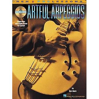 REH Pro Lessons - Artful Arpeggios by Don Mock - 9780634022616 Book