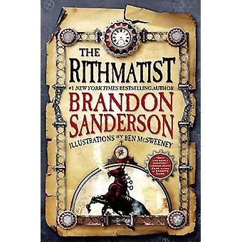 The Rithmatist by Brandon Sanderson - Ben McSweeney - 9780765320322 B