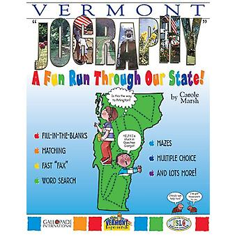 Vermont Jography! by Carole Marsh - 9780793398430 Book