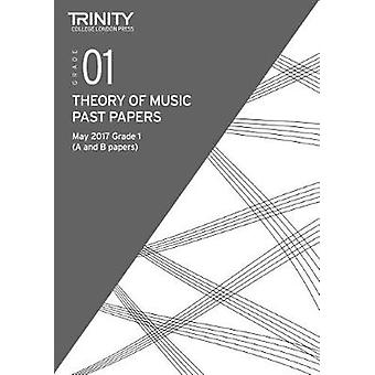Theory Past Papers Grade 1 May 2017 by Theory Past Papers Grade 1 May