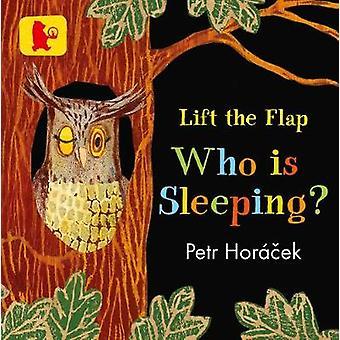 Who Is Sleeping? by Petr Horacek - 9781406377316 Book