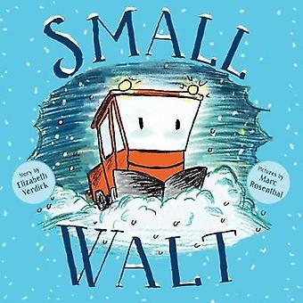 Small Walt by Elizabeth Verdick - 9781481448451 Book