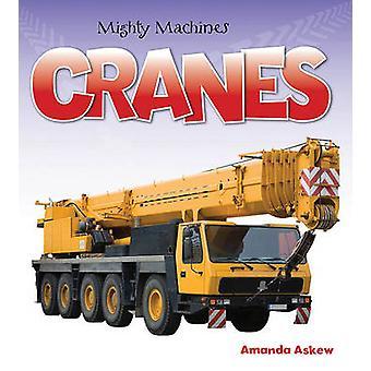 Cranes by Amanda Askew - 9781554077045 Book