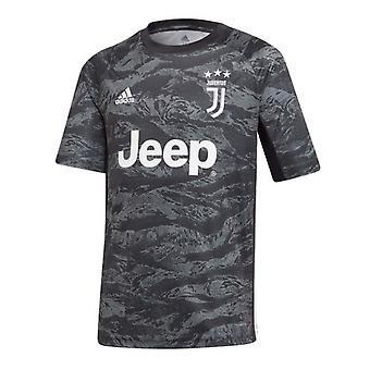 2019-2020 Juventus Adidas Goalkeeper Shirt (Kids)