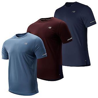 New Balance Homme 2019 Ice SS 2.0 T-Shirt