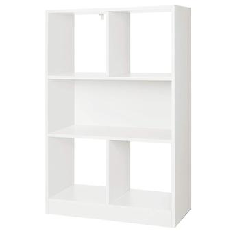 Storage cabinet with 5 compartments