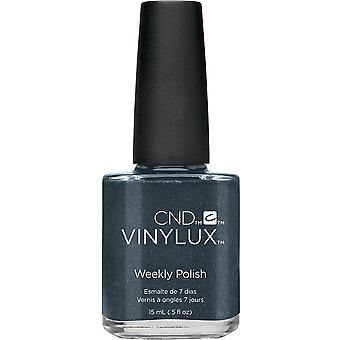CND vinylux Contradictions Weekly Nail Polish Colour Collection - Grommet (201) 15ml