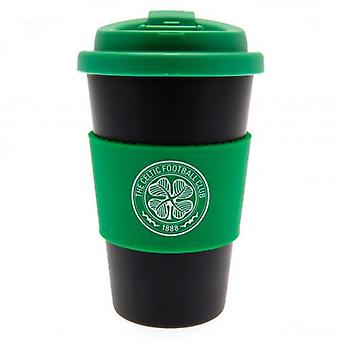 Celtic silikon Grip Travel mugg