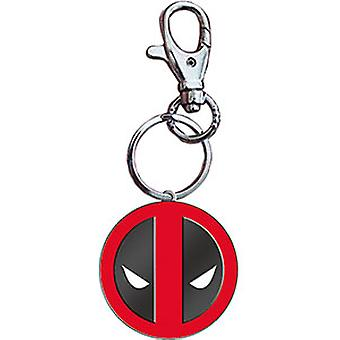 Key Chain - Marvel - Deadpool Icon New Gifts Toys k-mvl-0042-e