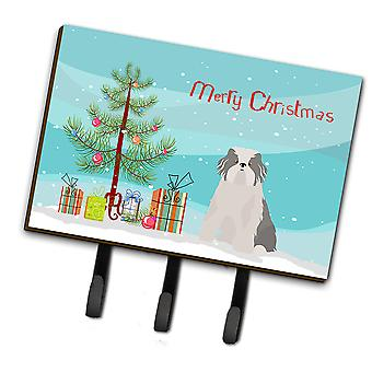 Odis Odessa Domestic Ideal Dog Christmas Tree Leash or Key Holder