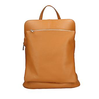 Leather backpack Made in Italy AR34003