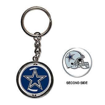 Wincraft SPINNER Schlüsselanhänger - NFL Dallas Cowboys