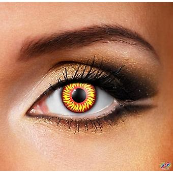 Wolf Eye Contact Lenses (Pairs)