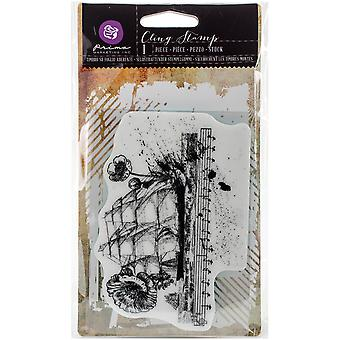 Prima Cling Stamp 3.5