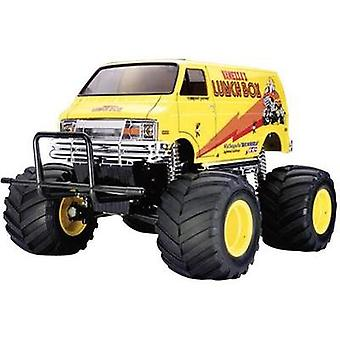 Tamiya Lunch Box Brushed 1:12 RC model car Electric Monster truck RWD Kit