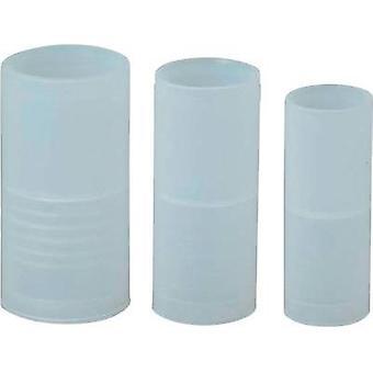 Sleeve EN25 Heidemann 13337 Transparent 5 pc(s)