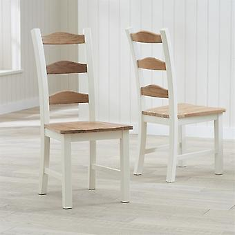 Mark Harris Sandringham Dining Chairs (Pairs)