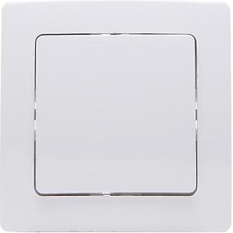 Free Control Wireless wall-mounted switch Free Control 2-channel Arctic white