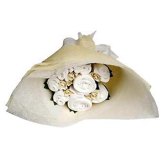 Twins - Welcome Bouquet - Classic White