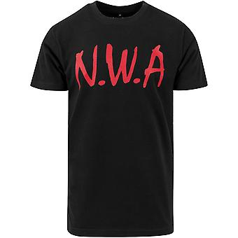 Mister t-shirt - nero N.W.A