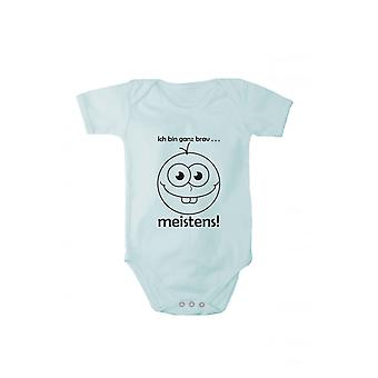 BabyBody short sleeve with pressure I'm quite good in different languages
