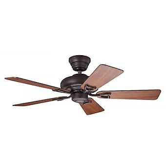 "Ceiling Fan Seville II 112 cm / 44"" New Bronze"