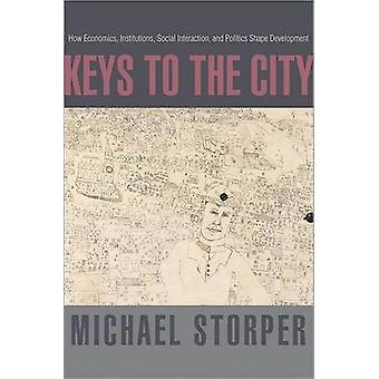 Keys to the City by Michael Storper