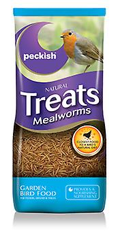 Peckish Mealworms 500g (Pack of 8)