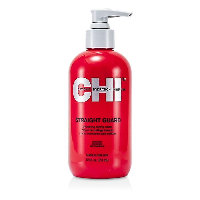 CHI Straight Guard Smoothing Styling Cream 250ml/8.5oz