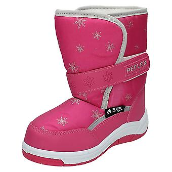Girls Reflex Snow Boots