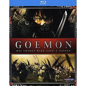 Goemon [Blu-ray] USA importerer