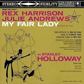 Cast Recording - My Fair Lady [Original London Cast] [Bonus Track] [CD] USA importieren