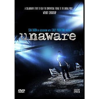 Uvidende [DVD] USA importerer