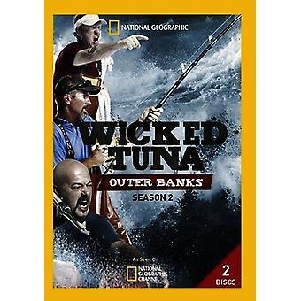 Ugudelige tun: Ydre banker - sæson 2 [DVD] USA import