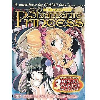 Shamansk prinsesse [DVD] USA importerer